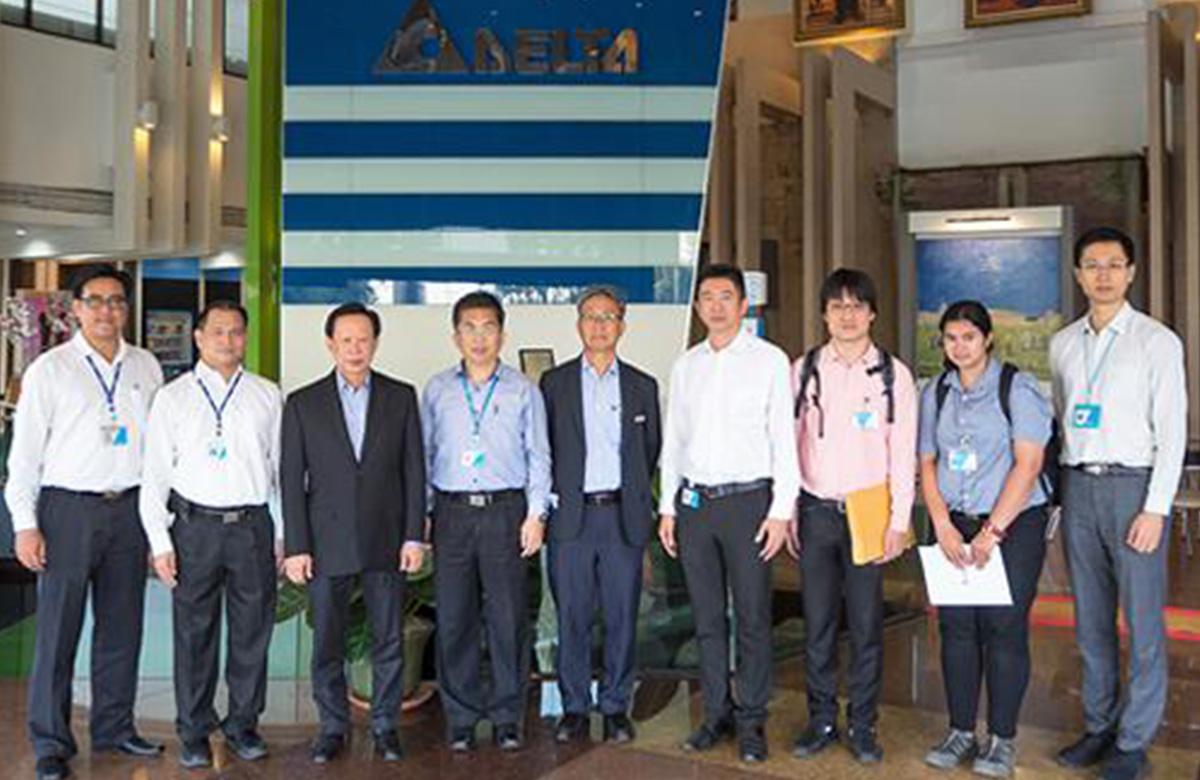 Thai Automotive Institute President Explores Delta EV Solutions