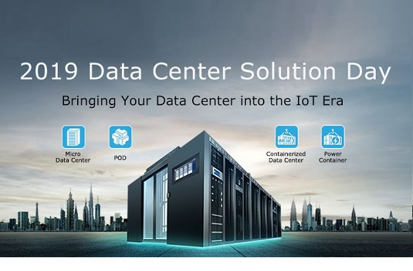 Delta Data Center Solution Day