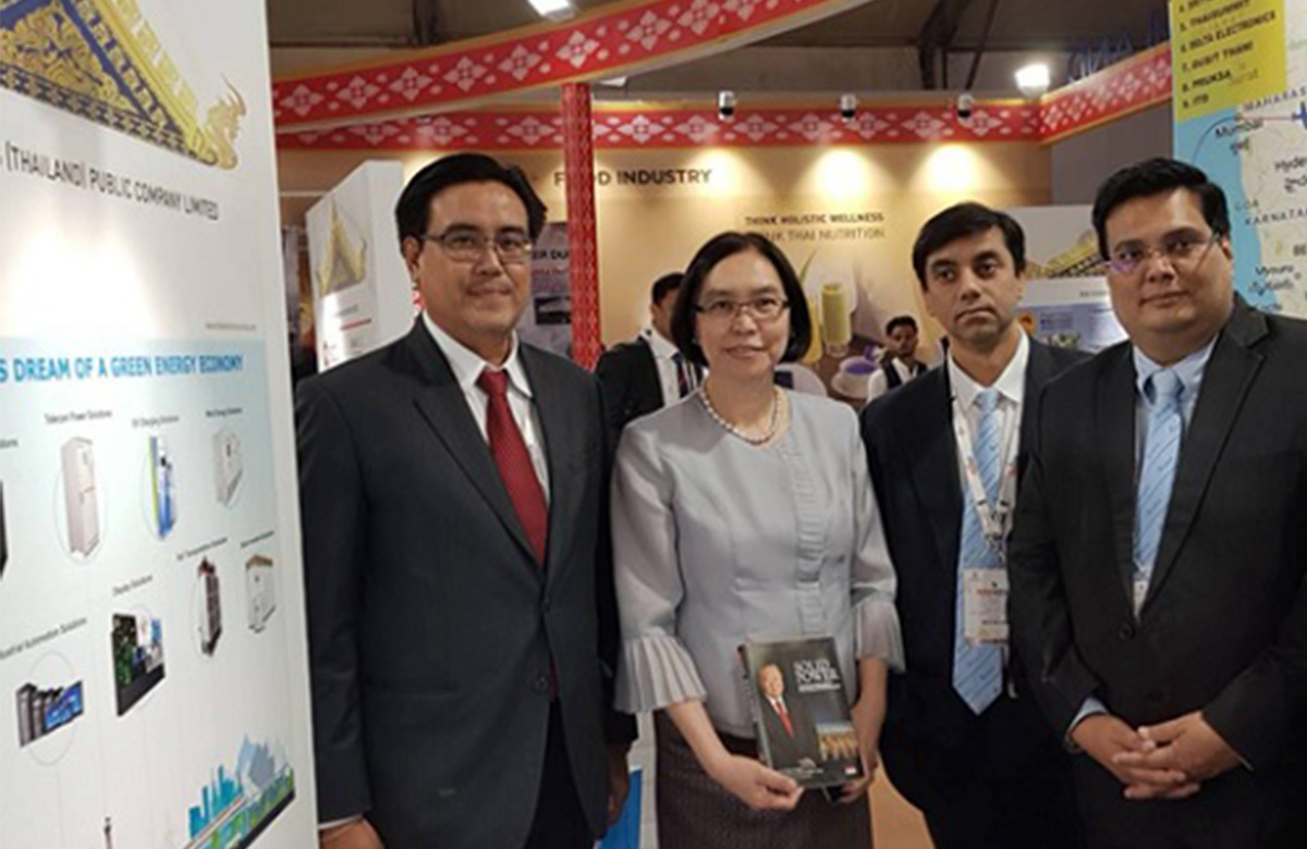 Delta Supports Thailand Pavilion at 4th India-ASEAN Expo and Summit 2019