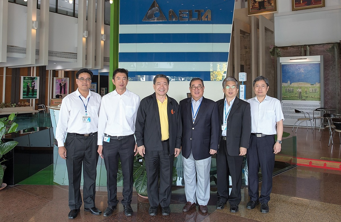 News | Delta Electronics (Thailand) PCL