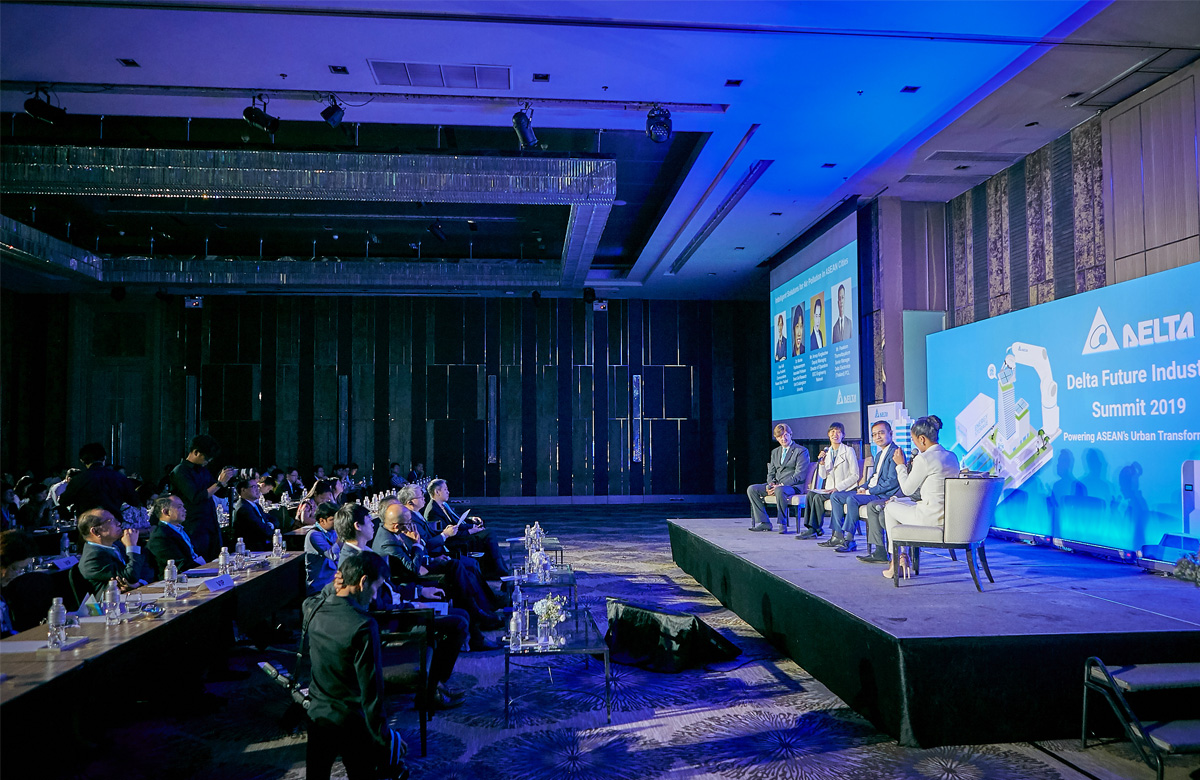 Delta Future Industry Summit 2019 Drives Ideas to Power ASEAN Smart City Transformation