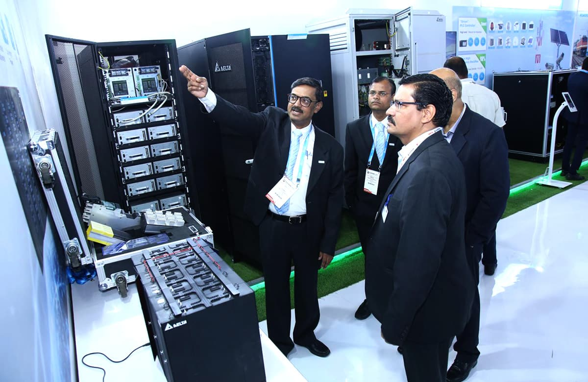 Delta India Showcased Technology and Infrastrature