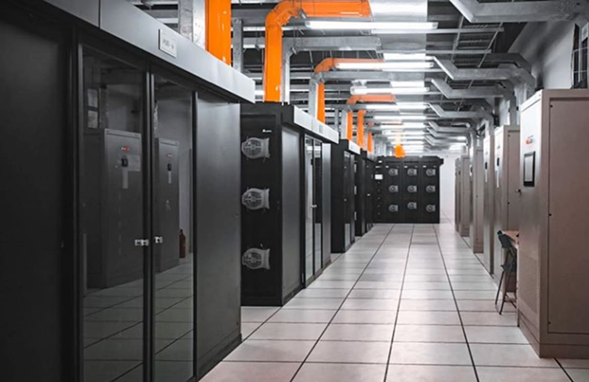 Delta Data Center Uptime Certified TCCF