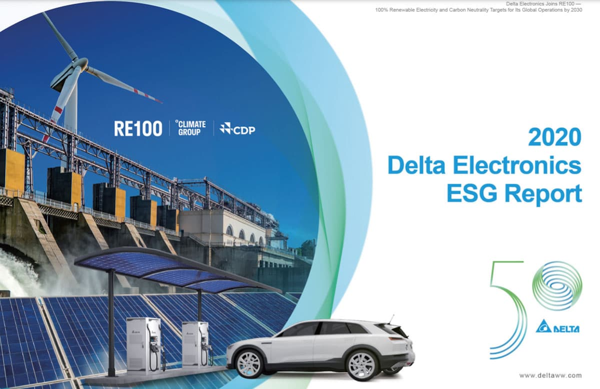 Delta ESG Report
