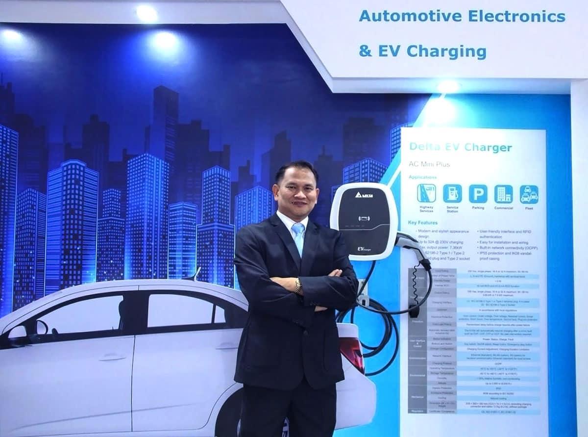 Delta Automotive Electronics & EV Charging