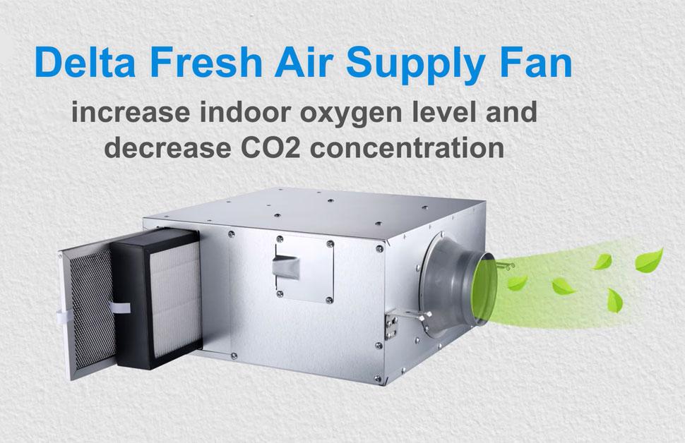 Delta Fresh Air System