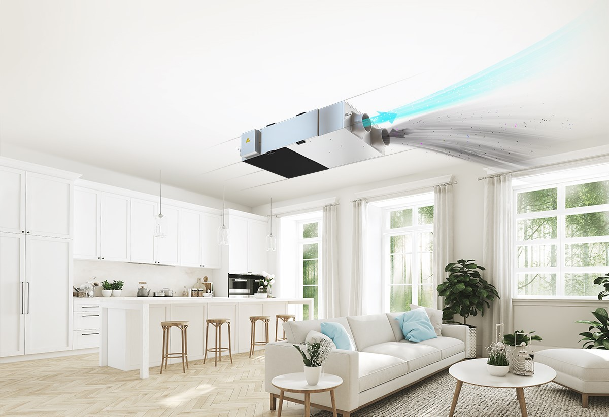 Delta Indoor Air Quality Solution