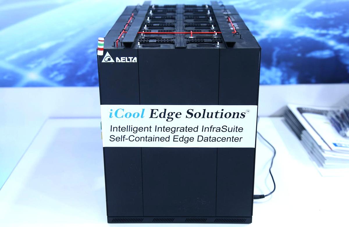 Delta Icool Edge Solutions