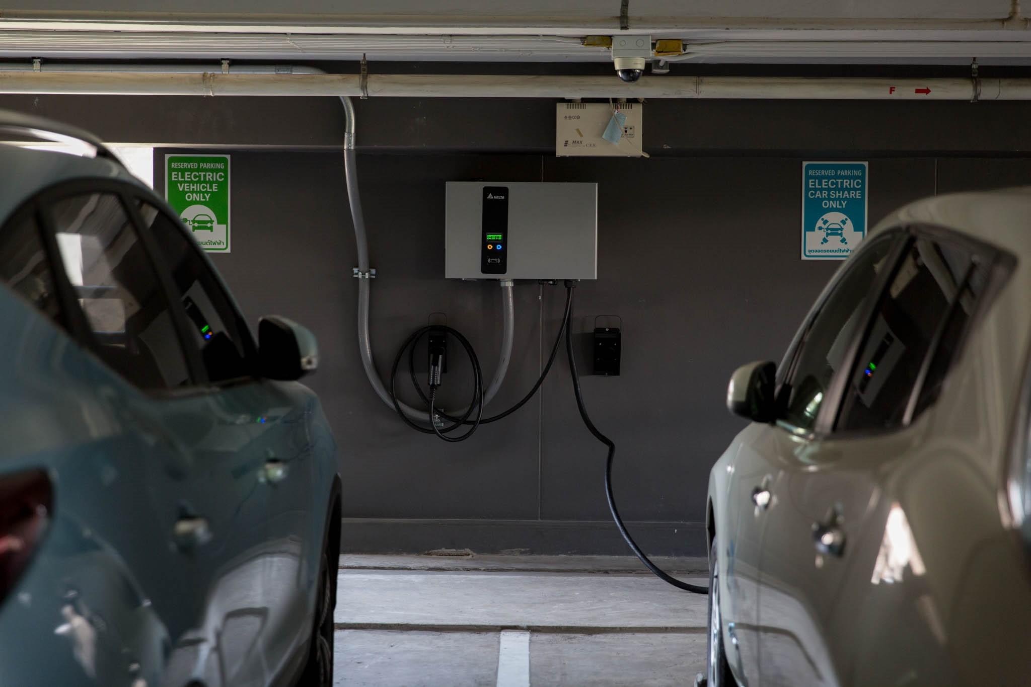 Delta's charging solution