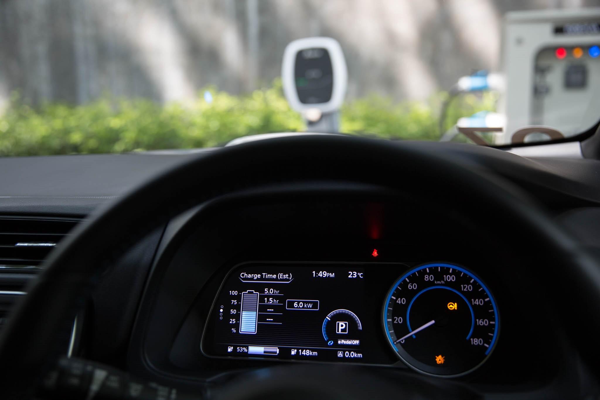 Thai EV cars
