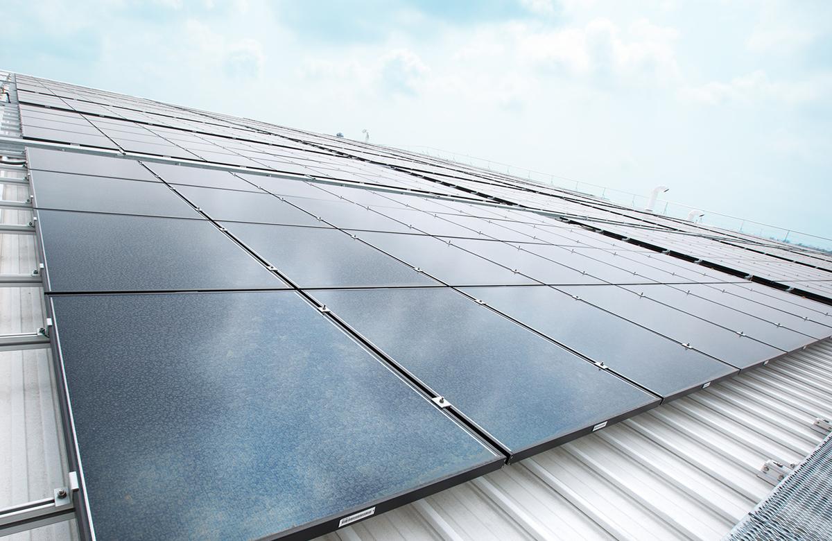 Delta Solar Roof Top