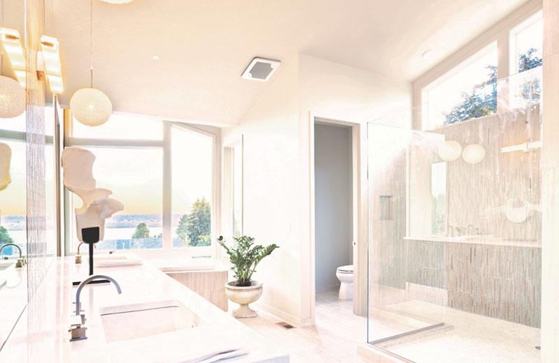 Humidity Bathroom